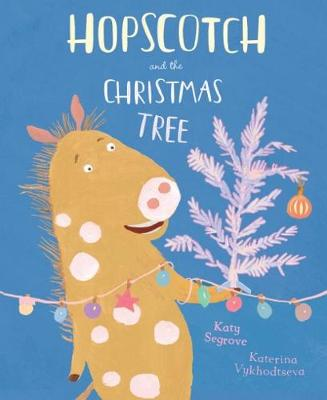 Hopscotch and the Christmas Tree (Paperback)