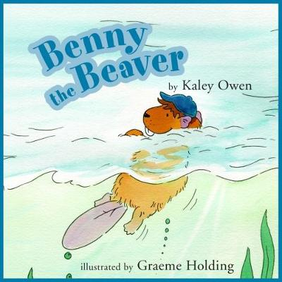 Benny the Beaver - The Animal Alphabet 2 (Paperback)