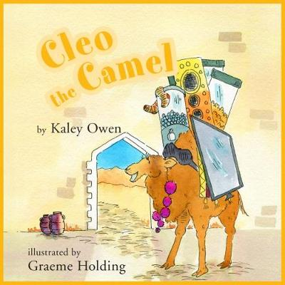 Cleo the Camel - The Animal Alphabet 3 (Paperback)