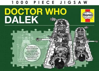 Haynes Doctor Who Dalek
