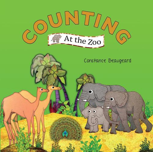 Counting at The Zoo (Board book)