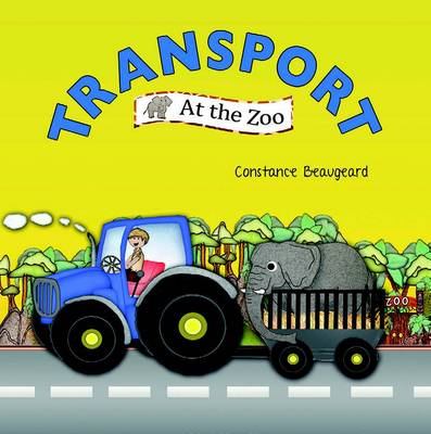Transport at the Zoo (Board book)