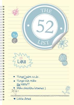 The 52 List (Paperback)