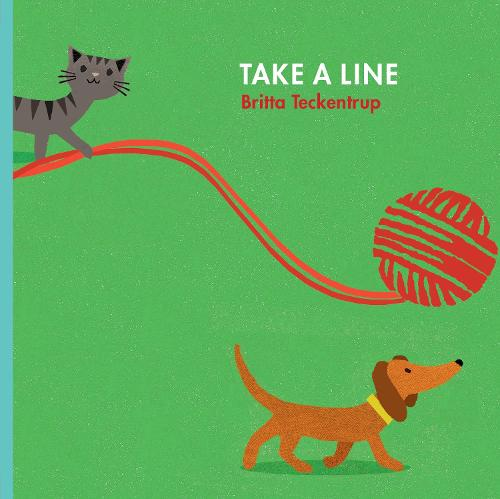 Take a Line (Hardback)