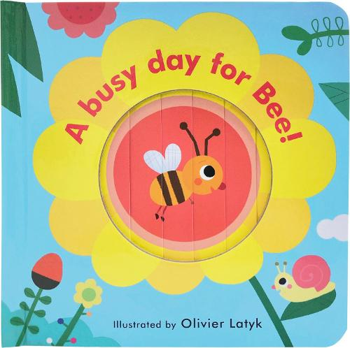 Little Faces: A Busy Day for Bee! - Little Faces (Board book)