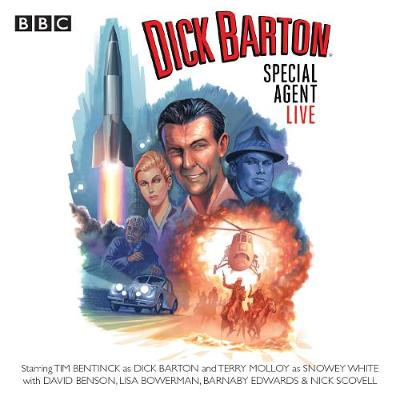 Dick Barton Live: (Dramatisation) (CD-Audio)