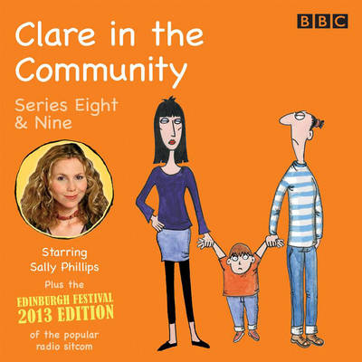 Clare In The Community (CD-Audio)