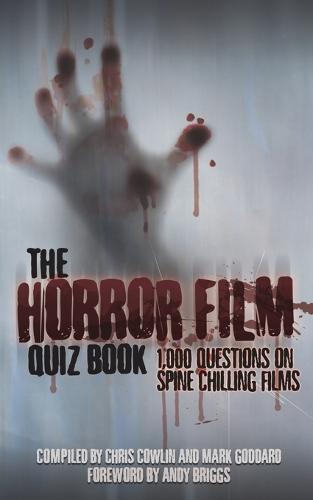 The Horror Film Quiz Book (Paperback)