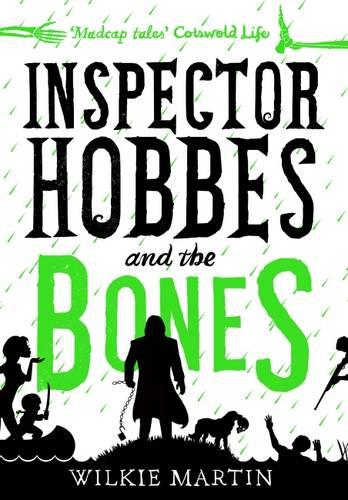 Inspector Hobbes and the Bones: Cozy Mystery Comedy Crime Fantasy - Unhuman 4 (Hardback)
