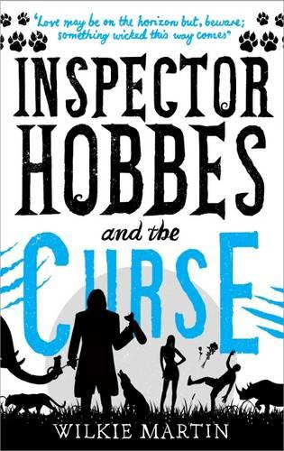 Inspector Hobbes and the Curse: Cozy Mystery Comedy Crime Fantasy - Unhuman 2 (Hardback)