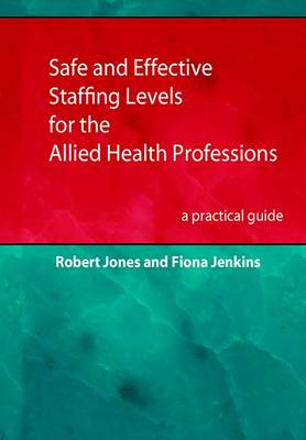 Safe and Effective Staffing Levels for the Allied Health Professions: A Practical Guide (Paperback)