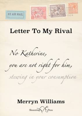 Letter to My Rival (Paperback)