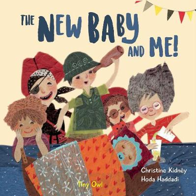The New Baby and Me (Hardback)