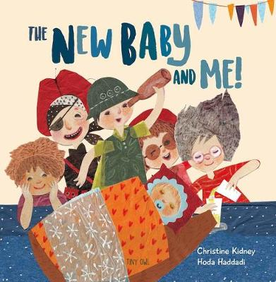 The New Baby and Me! (Paperback)
