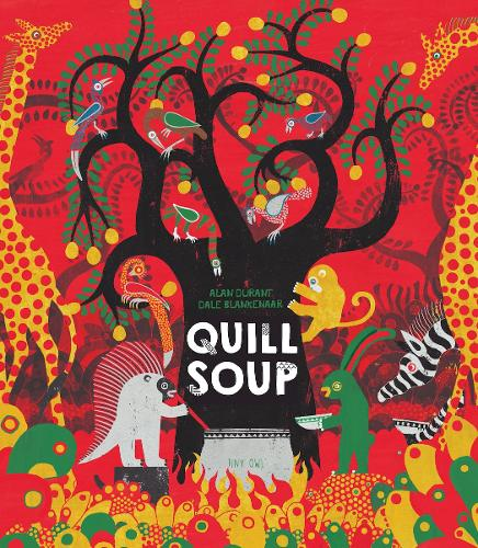 Quill Soup (Paperback)