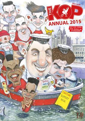 Kop Annual 2015 (Paperback)