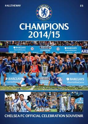 Chelsea FC: Champions 2014/2015 (Paperback)