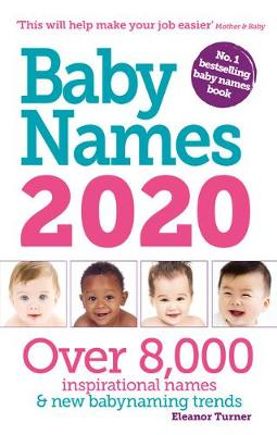 Baby Names 2020 (Paperback)