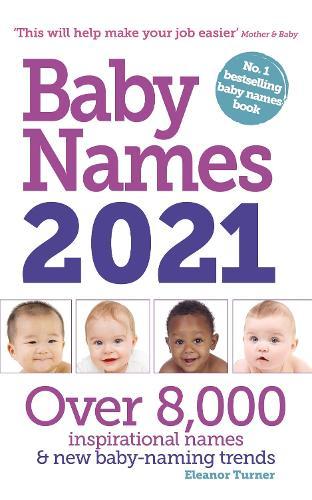 Baby Names 2021 (Paperback)