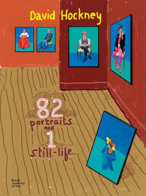 David Hockney: 82 Portraits and 1 Still-Life (Hardback)
