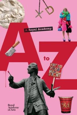 A Royal Academy A-Z (Hardback)
