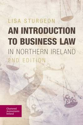 An Introduction to Business Law in Northern Ireland (Paperback)