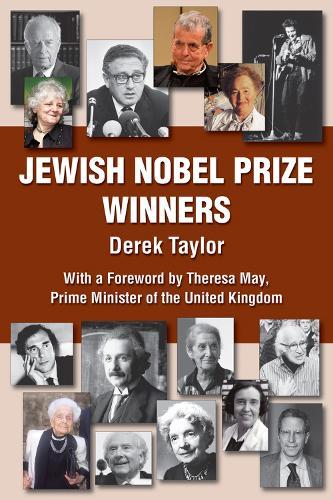 Jewish Nobel Prize Winners (Hardback)