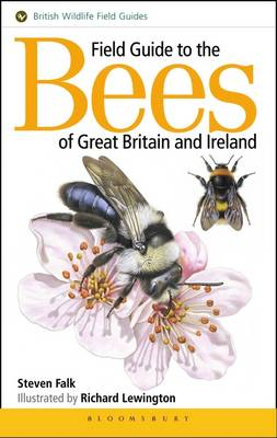 Field Guide to the Bees of Great Britain and Ireland - Field Guides (Hardback)