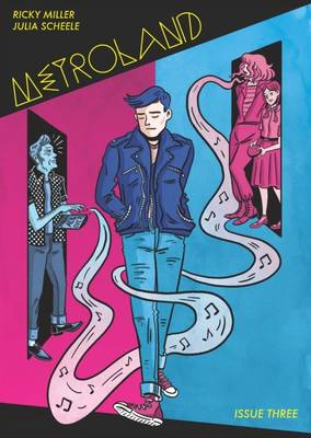 Metroland: Issue 3 (Paperback)
