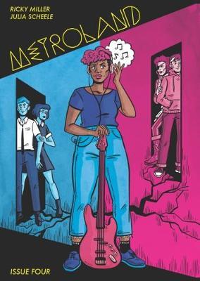 Metroland - Metroland 4 (Paperback)