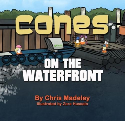 CONES ON THE WATERFRONT (Paperback)
