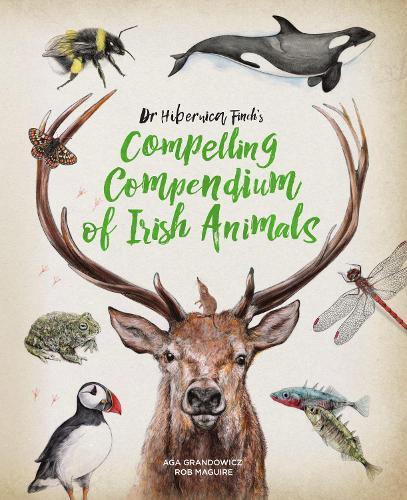 Dr Hibernica Finch's Compelling Compendium of Irish Animals (Hardback)