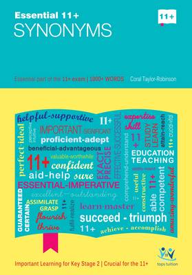 11+ Synonyms (Paperback)
