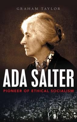 Ada Salter: Pioneer of Ethical Socialism (Paperback)