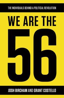 We are the 56 (Hardback)