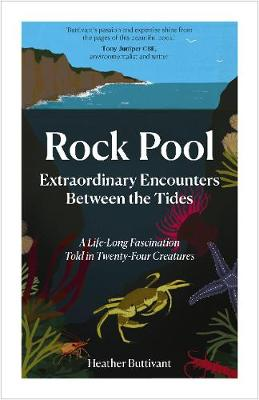Rock Pool: Extraordinary Encounters Between the Tides: A Life-long Obsession told in Twenty Creatures (Hardback)