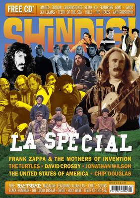 Shindig! No.42 - LA Special: Frank Zappa, Turtles and David Crosby (Paperback)