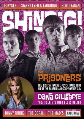 Shindig!: The Prisoners No.43 (Paperback)