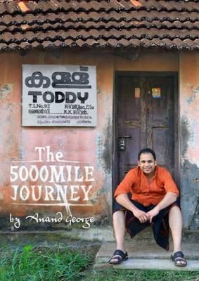 The 5000-Mile Journey (Hardback)