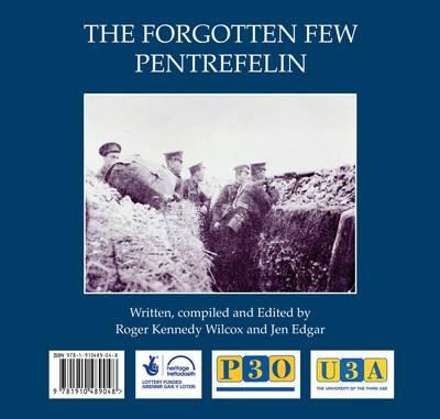 The Forgotten Few Pentrefelin Bechgyn Anghofiedig Pentrefelin (Paperback)