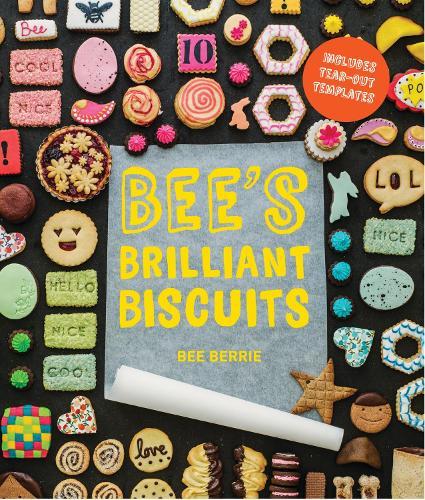 Bee's Brilliant Biscuits (Hardback)