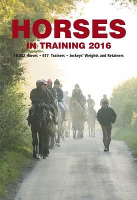 Horses in Training 2016 (Paperback)