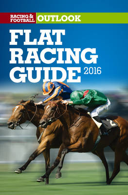 RFO Flat Racing Guide 2016 (Paperback)