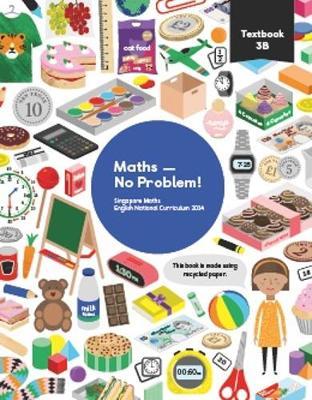 Maths - No Problem! Textbook 3B - Maths - No Problem! (Paperback)