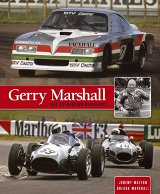 Gerry Marshall: His Authorised Biography (Hardback)