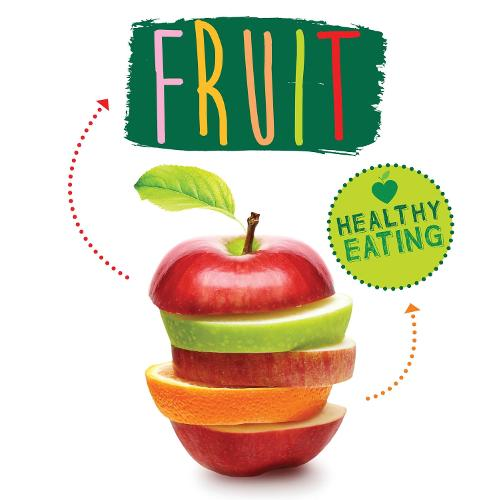 Fruit - Healthy Eating (Hardback)