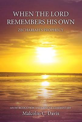 When the Lord Remembers His Own: Zechariah'S Prophecy (Paperback)