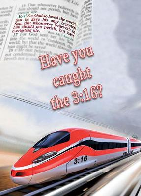 Have You Caught the 3:16? (Paperback)