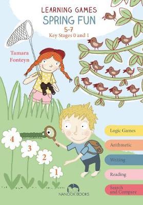 Spring Fun - Learning Games (Paperback)