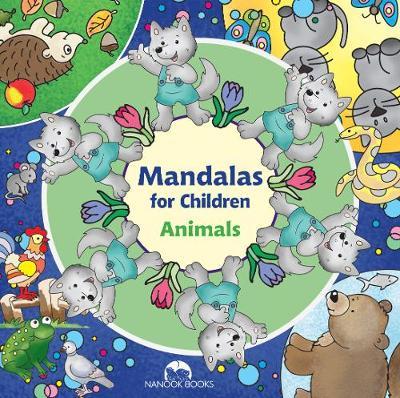 Animals - Mandalas for Children (Paperback)
